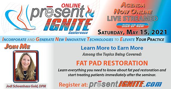 PRESENT Ignite 2021 Online