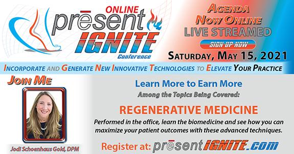 PRESENT Ignite Online Conference 2021