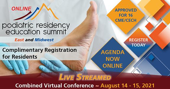 Residency Summits Online 2021