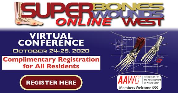 Superbones Superwounds West 2020