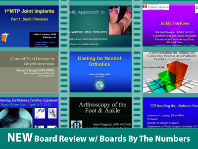 NEW Boards By The Numbers