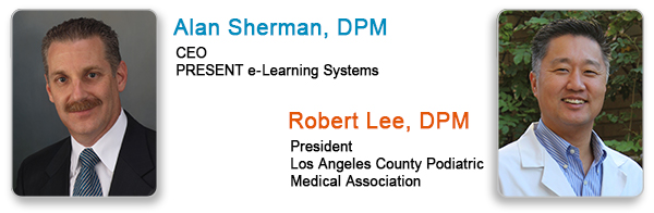 Alan Sherman, DPM - Robert Lee, DPM