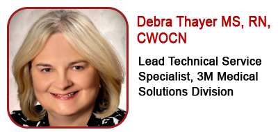 Debra Thayer MS, RN, CWOCN
